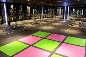 gym flooring rolls image